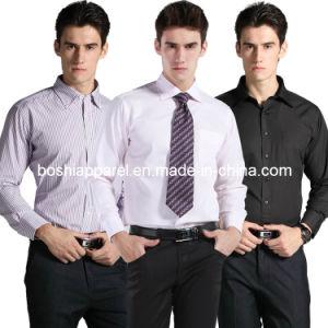 Bespoke Business Shirts, Men′s Shirt 2013 (LA08) pictures & photos
