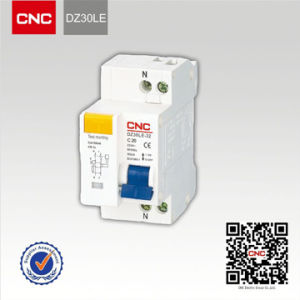 CNC Hot Products RCCB Residual Current Circuit Breaker (DZ30LE) pictures & photos