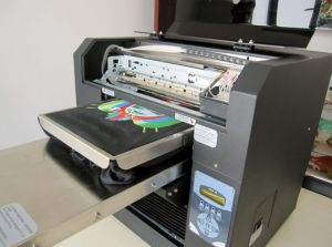 A3 T-Shirt Inkjet Printer Texile Printer pictures & photos