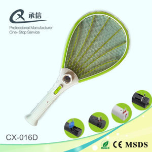 ABS Good Material Electronic Fly Swatter pictures & photos