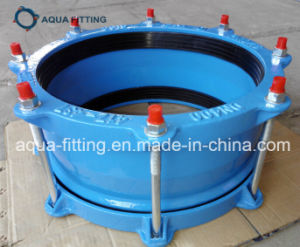 Ductile Iron Universal Wide Range Coupling pictures & photos