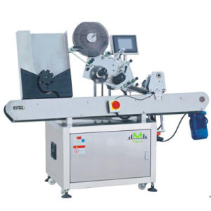Full Automatic Horizontal Round Bottle Labeling Machine pictures & photos