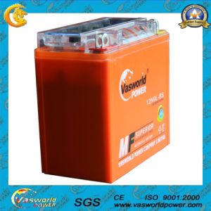 Motorcycle Parts for Gel Type Motor Cycle Battery 12n9a-4b 12V9ah pictures & photos
