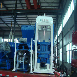Cheap Concrete Block Machine Price/Small Block Making Machinery/Semi-Automatic Block Concrete Machine Xh03-25