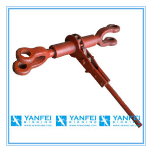 Ratchet Type Load Binder with Jaw and Jaw pictures & photos