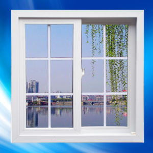 Two Panel PVC Sliding Door