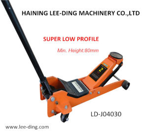 2ton 8kg Low Profile Hydraulic Floor Jack Strong Construction pictures & photos