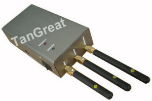 Portable Cell Phone Jammer  (TG-120A) pictures & photos