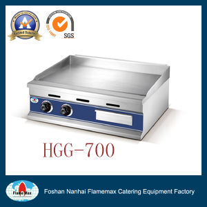 Hgg-700 Gas Griddle pictures & photos