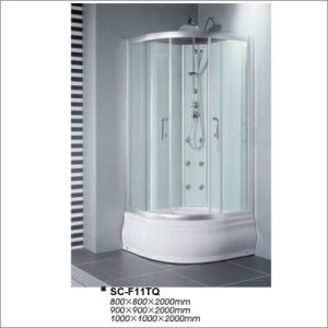 6mm Clear Tempered Glass Shower Enclosure Room for Bathroom pictures & photos