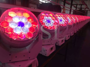 Popular Factory Price 19PCS Osram LED Moving Head Wash pictures & photos