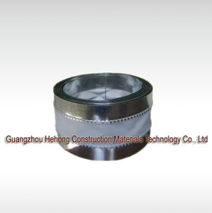 Silicon Coated Flexible Duct Connector pictures & photos