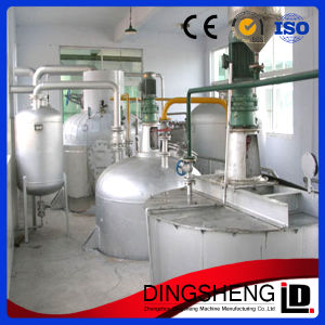 Best Finished Oil Quality Vegetable Oil Refining Plant pictures & photos