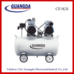CE SGS 50L Oil Free & Silent Piston Air Compressor (GDG50) pictures & photos