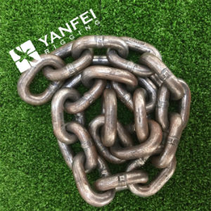 Alloy Steel En818-2 Grade80 Zinc Plated Lashing Chain pictures & photos