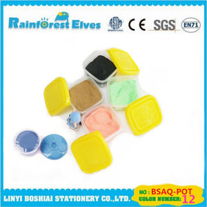 En71 Modeling Color Light Weight Air Clay