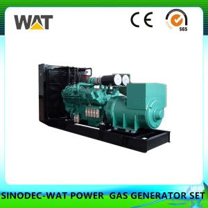 10-100kw Biogas Generator Set with Ce, SGS Certificates pictures & photos