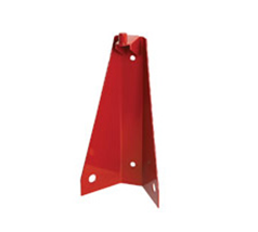 Stainless Steel Dry Powder Fire Extinguisher Bracket pictures & photos