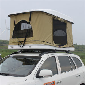 1-2 Person Canvas Fabric Car Roof Top Tent pictures & photos