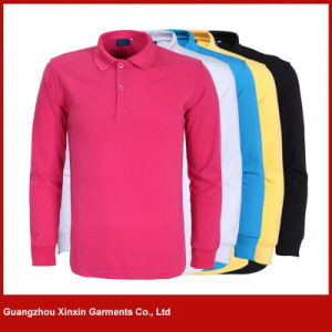 OEM Factory Manufacturer High Quality Autumn Sport Apparel (P162) pictures & photos