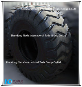 20.5-25 Tube Expert Manufacturer off Road Tyre OTR Tyre pictures & photos