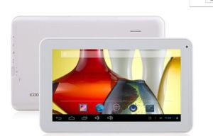 D90m Tablet PC 9.0 Inch 480 X 800 Screen Rockchip Rk3026 1.0GHz Dual Core Android 4.2.2 CPU 512MB RAM 8GB ROM White
