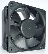 DC12038 Plastic Fan 120*120*38 DC Cooling Fan Axial Brushless pictures & photos