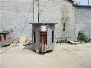 Steel Scrap Melting Furnace for Melting Metal
