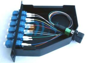 MTP/MPO Optic Patch Cord (MTP/MPO) pictures & photos