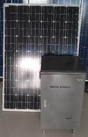 200W off-Grid Solar Power Supply System From ISO9001 Factory pictures & photos
