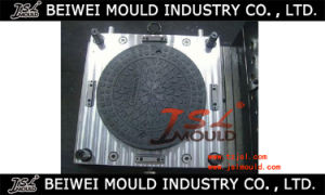 SMC Manhole Cover Compression Mold pictures & photos
