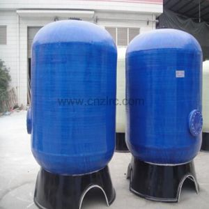 FRP Water Soften Pressure Tank GRP Water Treatment Vessel pictures & photos