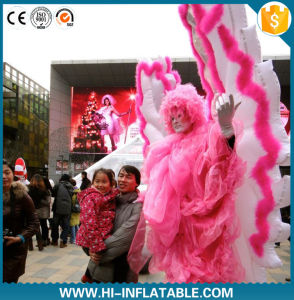 2016 Hot Sale Attractive Inflatable Wings, Inflatable Angel Wings for Stage Decoration