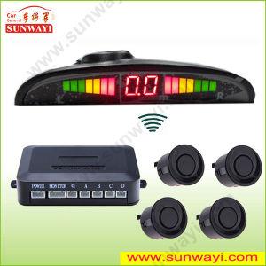 Parking Sensors LED Display Parking Reverse Backup Radar