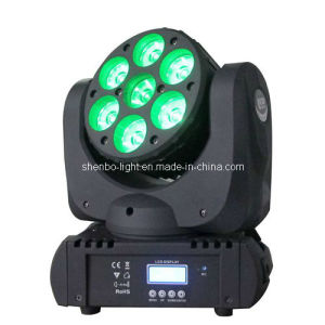 7PCS Orsam LEDs Stage Moving Head Equipment