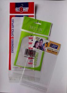 Printed BOPP Ba / OPP Header Bag/ Pencile Bag (JFOHB-3)