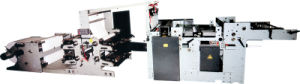 Paper Ruling Machine Reel to Sheet pictures & photos