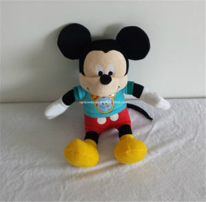 Micky Mouse Plush and Stuffed Animal for Disney