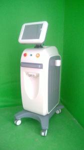 Clinic Use Vertical 808nm Diode Laser Hair Removal Beauty Equipment pictures & photos