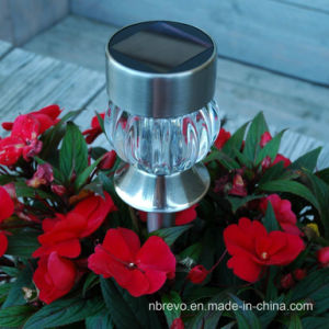 Stainless Steel Solar Garden Lawn Light for Pathway Outdoor (RS110A) pictures & photos
