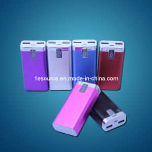 New Design 5200mAh Power Bank with LCD Display (BUB-52)