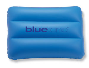 Inflatable Toys Rectangle Beach Pillow for Promotional pictures & photos