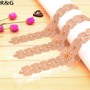 Hot Fix Rhinestone Trimming Iron on Rhinestone Sheet Belt