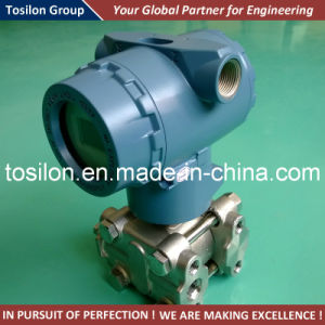 Rosemount Tech Industrial Capacitive Differential Liquid Pressure Transmitter pictures & photos