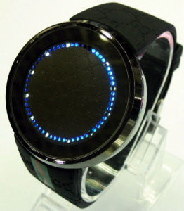 Touch Screen Digital LED Watch