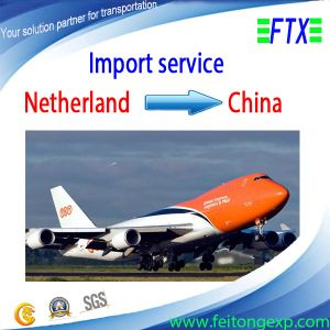 TNT Import Express Air Shipping From Netherland to Hongkong China
