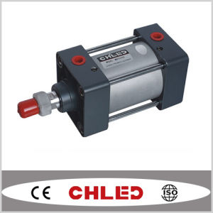 Standard Pneumatic Cylinder / Air Cylinder (MB Series) pictures & photos