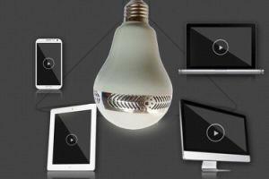 Bluetooth Speaker LED Lamp Reviews Music Light