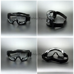 Wide Protective Lens Welding Goggle (SG142) pictures & photos