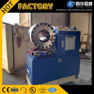 Heng Hua Good Value Hose Crimping Machine Air Hose Suspension pictures & photos